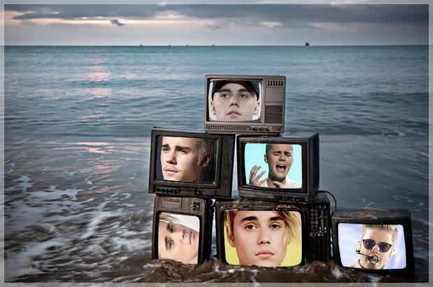 Justin Bieber Televisions