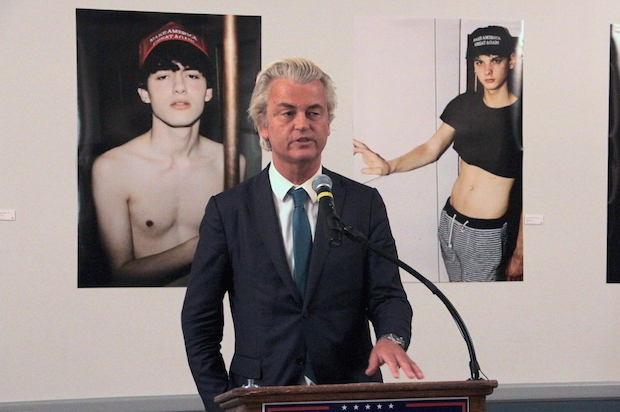 Geert Wilders (Credit: Salon/Ben Norton)