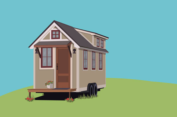 My tiny house reality: When the downsized life is the only life you can afford