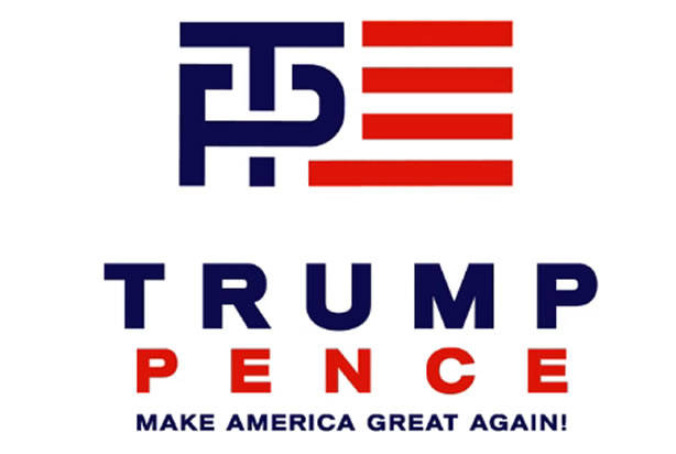 Samantha Bee reveals the hidden meaning behind the new Trump-Pence 2016 logo