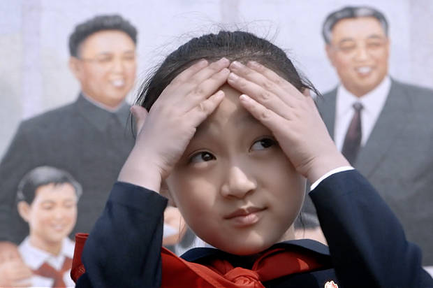 Images   Meet North Korea's perfect family: Totalitarianism, Trump and the politics of non-thought -  1