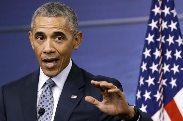 Unten ohne bei Obama: Wer geht denn so zum