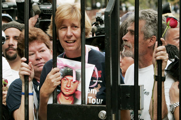 Cindy Sheehan on Khizr Khan, Clinton's hawkishness, and why she votes third party