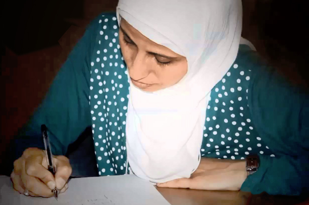 dareen tatour  palestinian poet imprisoned by israel for