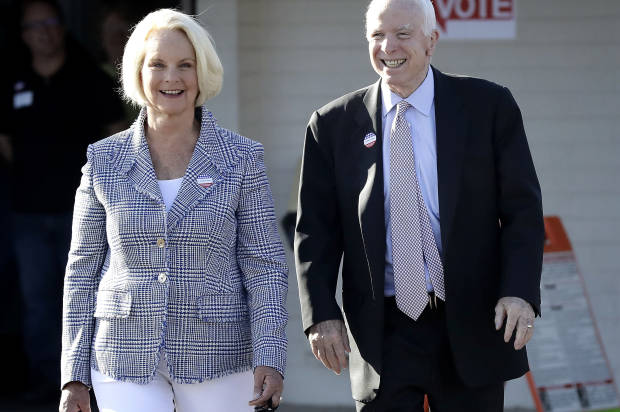 McCain, Rubio Re-election Bids Move Forward With Republican Primary Wins