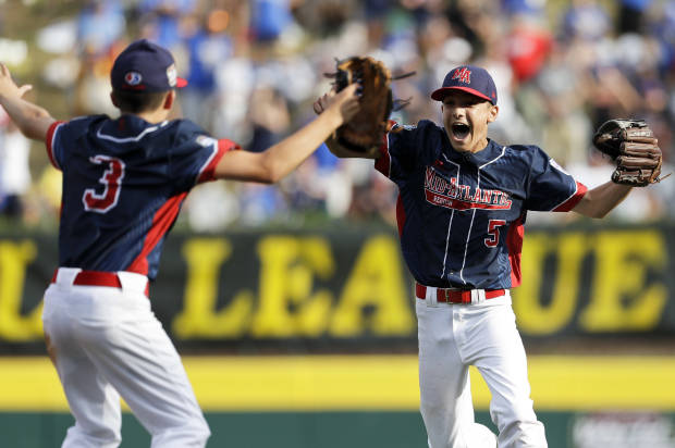 NY defeats South Korea to win Little League World Series title