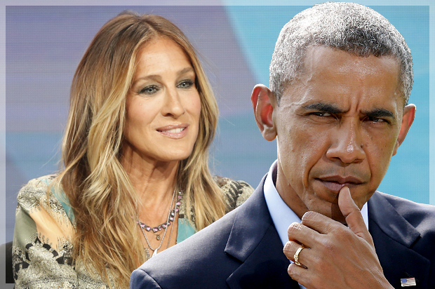 satire essays about obama