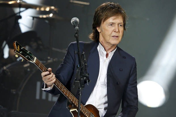 My dad's first Paul McCartney show: Why his concerts are the perfect intergenerational family outing