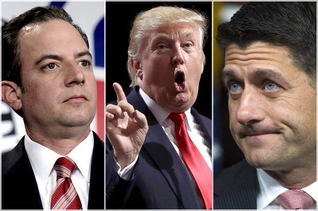 "Images   The damage is done: Republicans plotting a Trump ""intervention"" are way too late -  1"