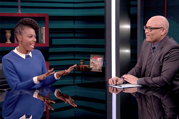 "view download images  Images   Hashing out the end of ""The Nightly Show"" with Franchesca Ramsey: ""You can't force people to have conversations they're not ready for"" -"