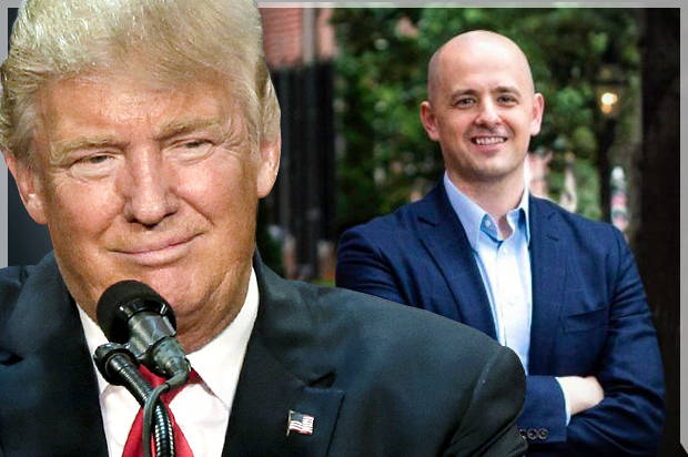 Donald Trump; Evan McMullin