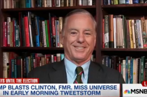 Howard Dean Apologizes For Cocaine 'Innuendo' About Donald Trump