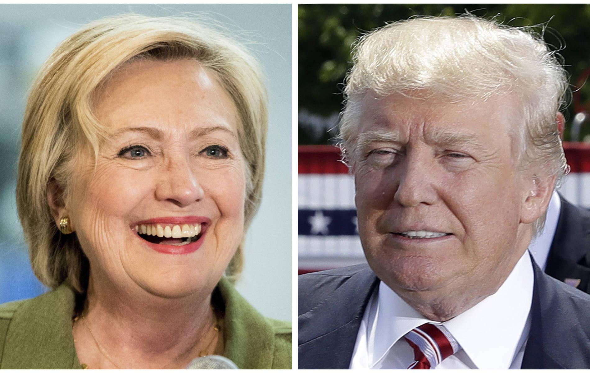 Donald Trump Cut Hillary Clinton S Lead In Half In A