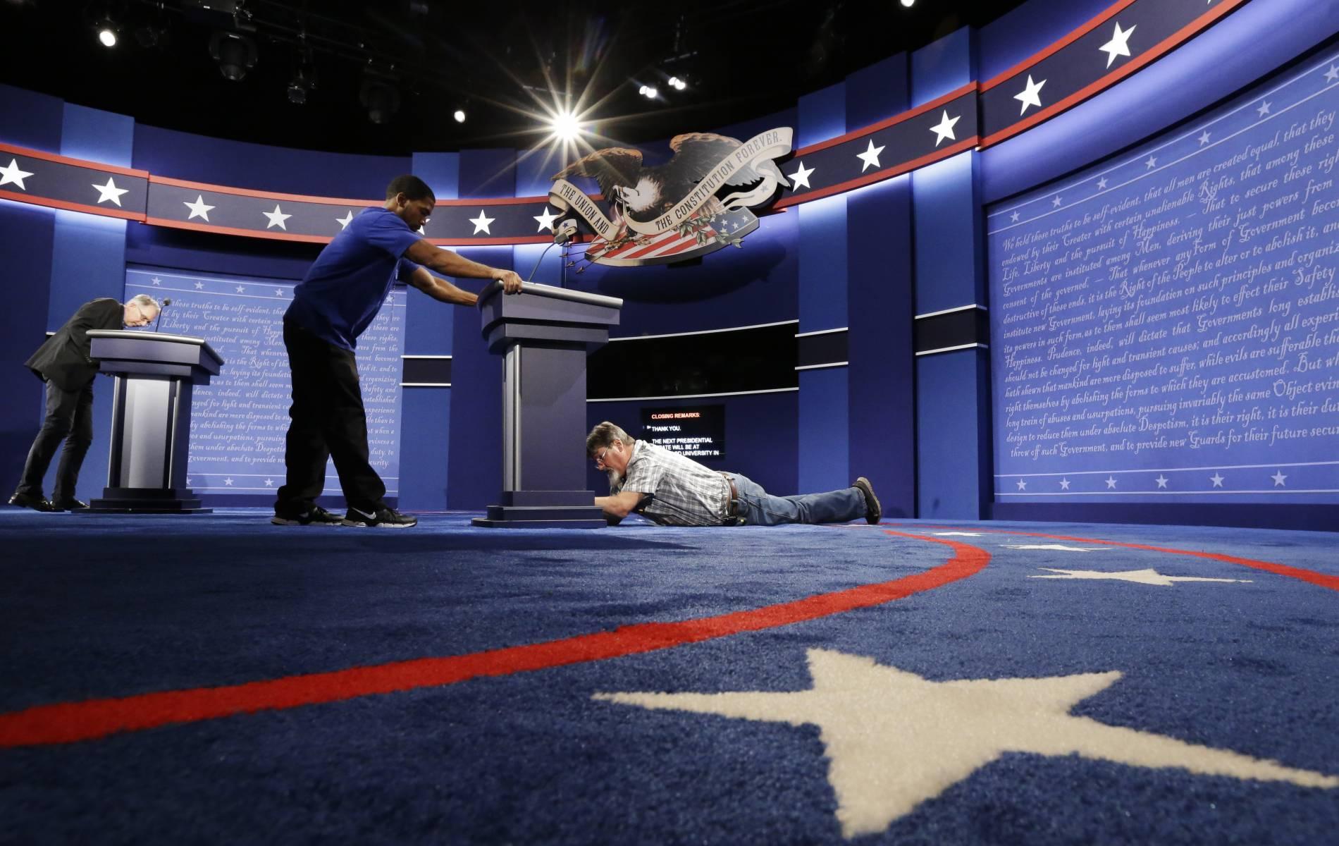 Presidential debate where to watch online-4698