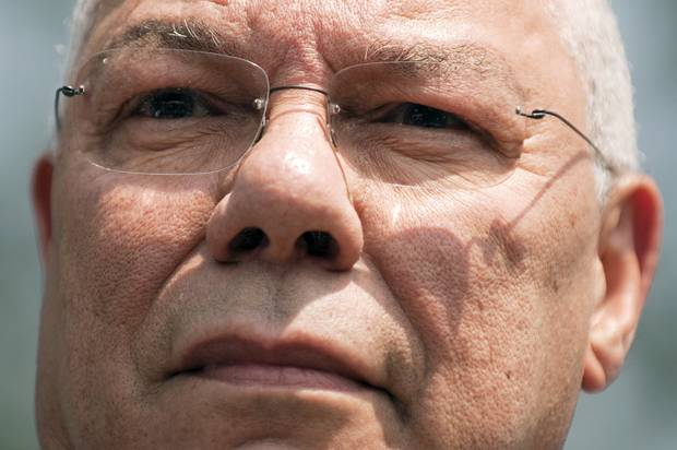 view download images  Images   The general of gossip: Colin Powell's leaked emails depict a juvenile busybody rather than an elder statesman -