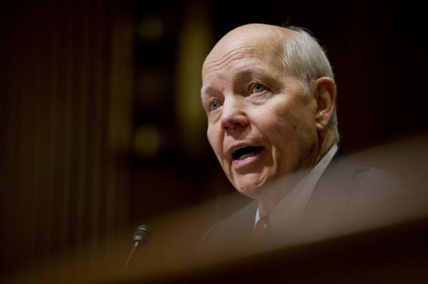 IRS chief tells House panel he does not deserve impeachment