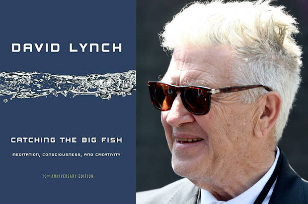 David lynch in conversation it s ignorance that keeps us for David lynch catching the big fish