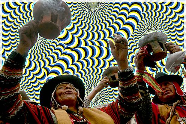 Breaking I Taught A Shaman The True Meaning Of Ayahuasca The