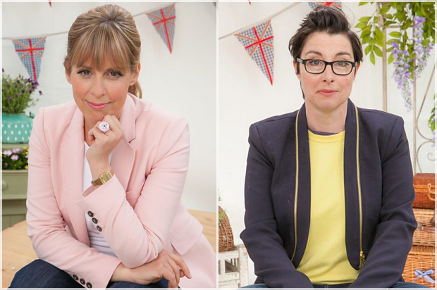 """Mel and Sue are leaving the tent: Can """"The Great British ..."""