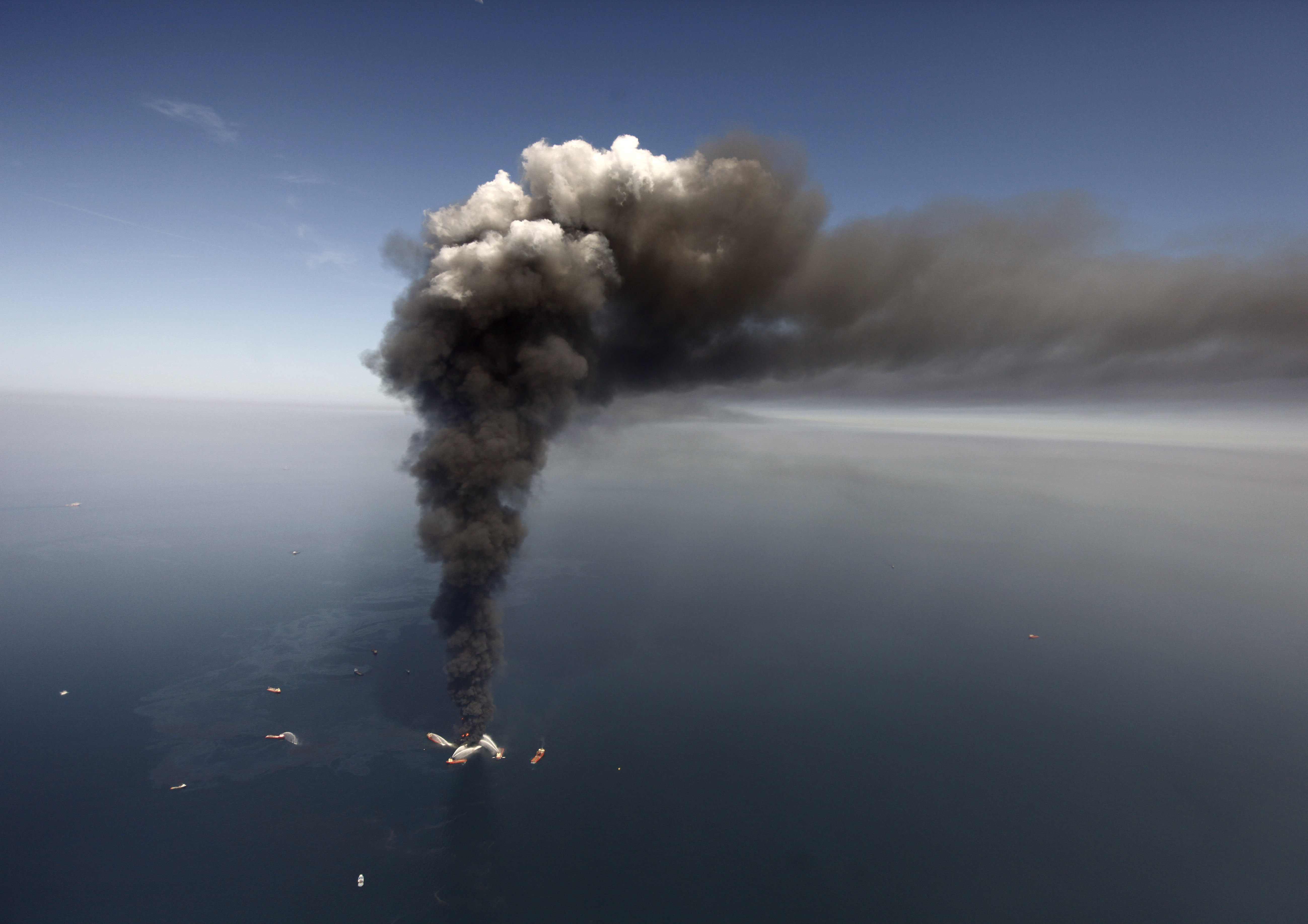 Study shows Deepwater Horizon oil spread much further than previously known
