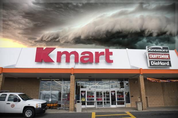 Kmart to Close 64 Locations Across U.S.
