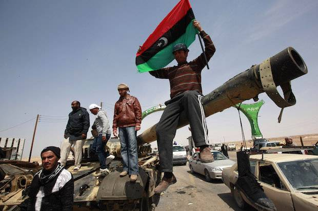 U.K. Parliament report details how NATO's 2011 war in Libya was based on lies