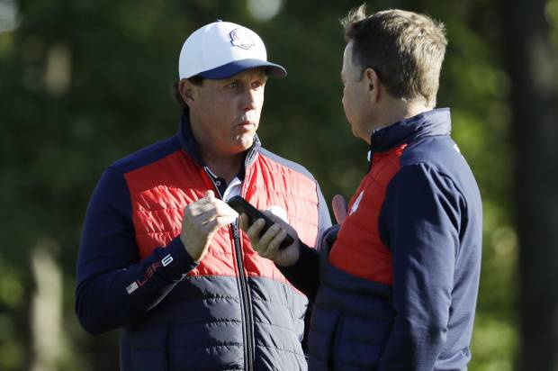 Moore finally gets the right Ryder Cup fit