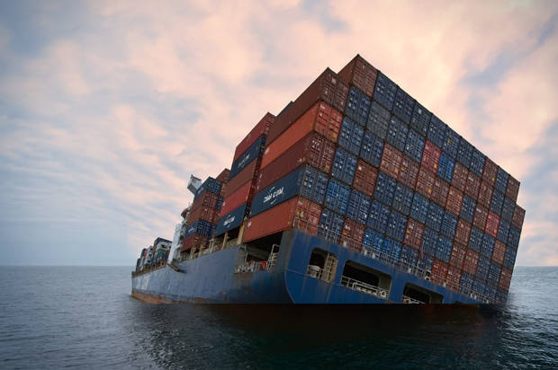 That sinking feeling: Why the bankruptcy of shipping giant ...