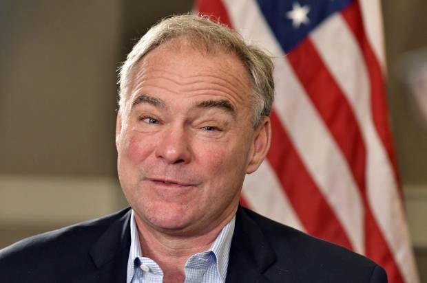 Kaine to return to PA to stump for Clinton