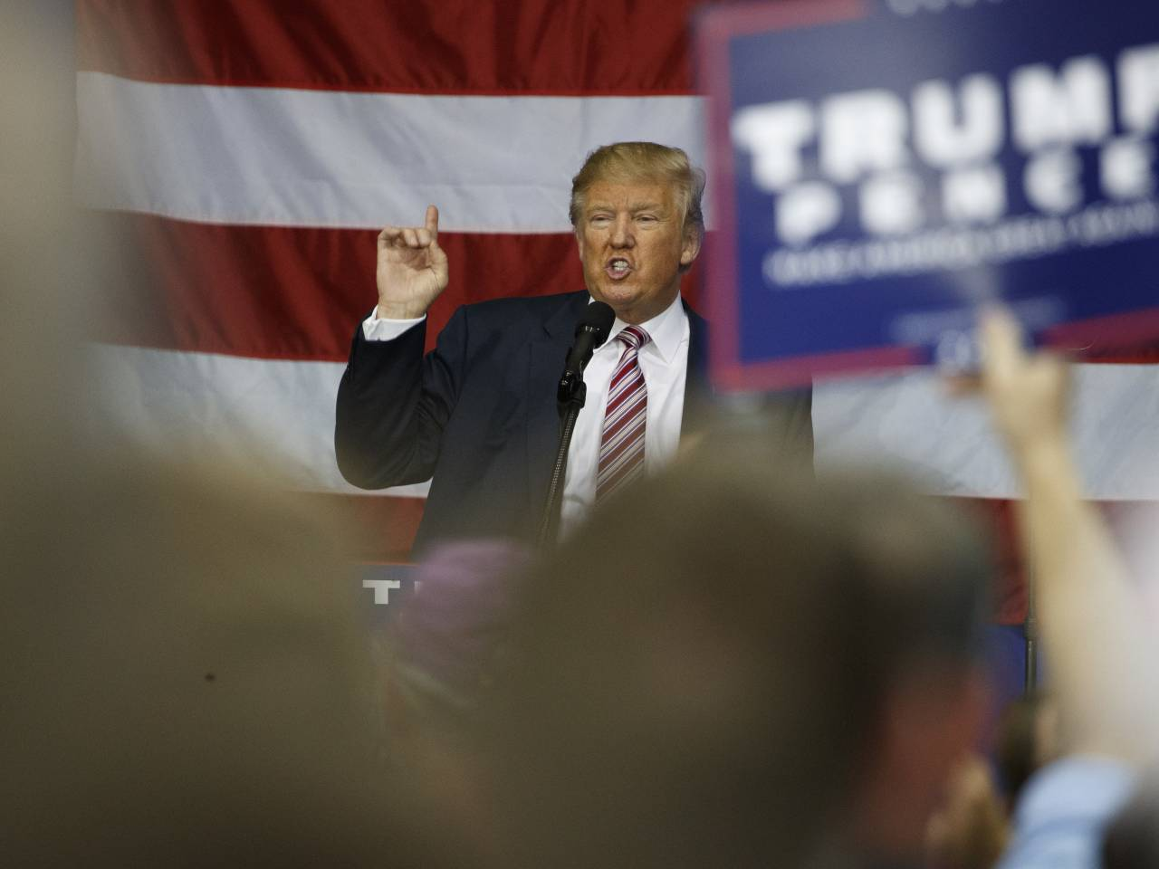 Donald Trump shows signs of surrender in Virginia: Fear and losing ...