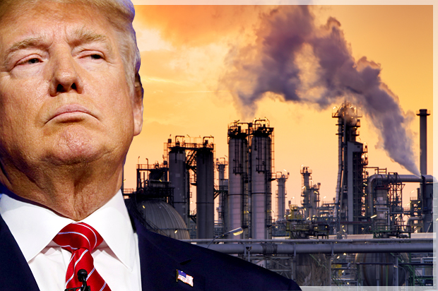 America's failing energy policy: a response to Trump's First Energy Plan
