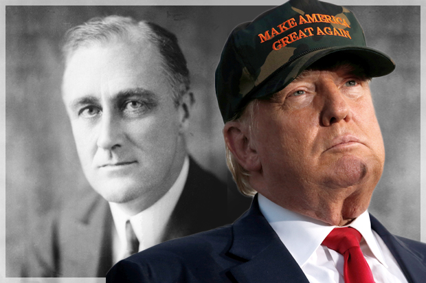presidential greatness fdr