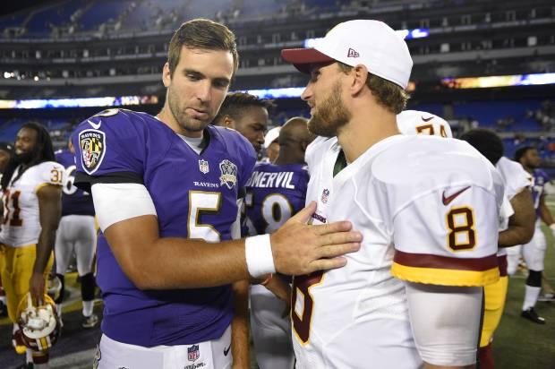 Streaking Redskins get defensive in 16-10 win over Ravens