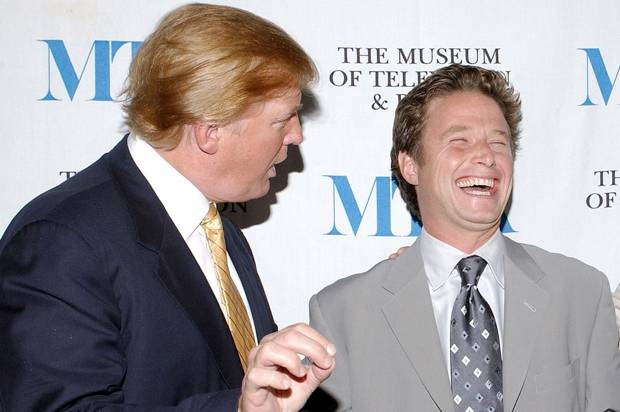 Donald Trump, Billy Bush