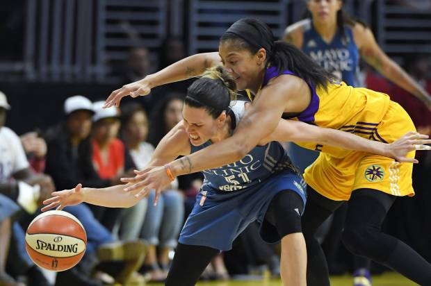 LA Sparks headed to Game 5 of WNBA Finals
