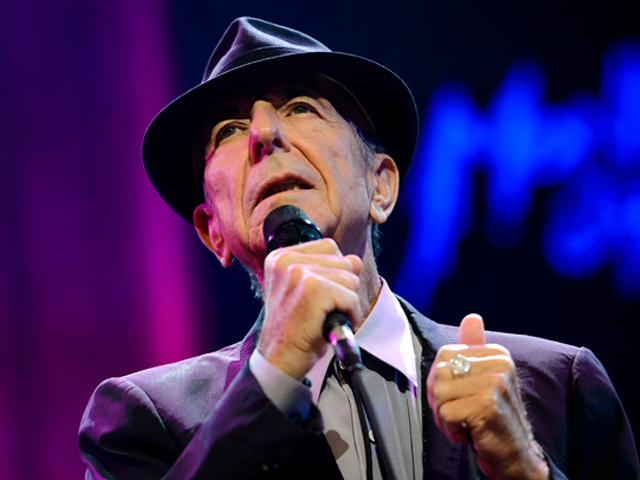 """Leonard Cohen's reps say they specifically declined GOP requests to use """"Hallelujah"""" at convention thumbnail"""