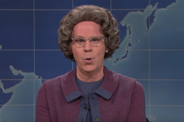 """WATCH: """"SNL"""" favorite Church Lady is not impressed with ..."""
