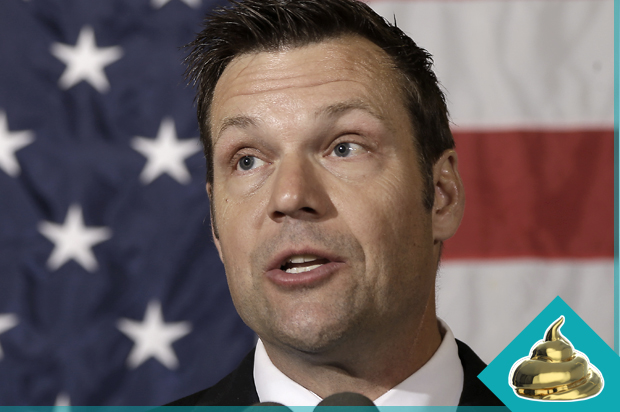 Kobach backs Trump's claim he would have won the popular vote