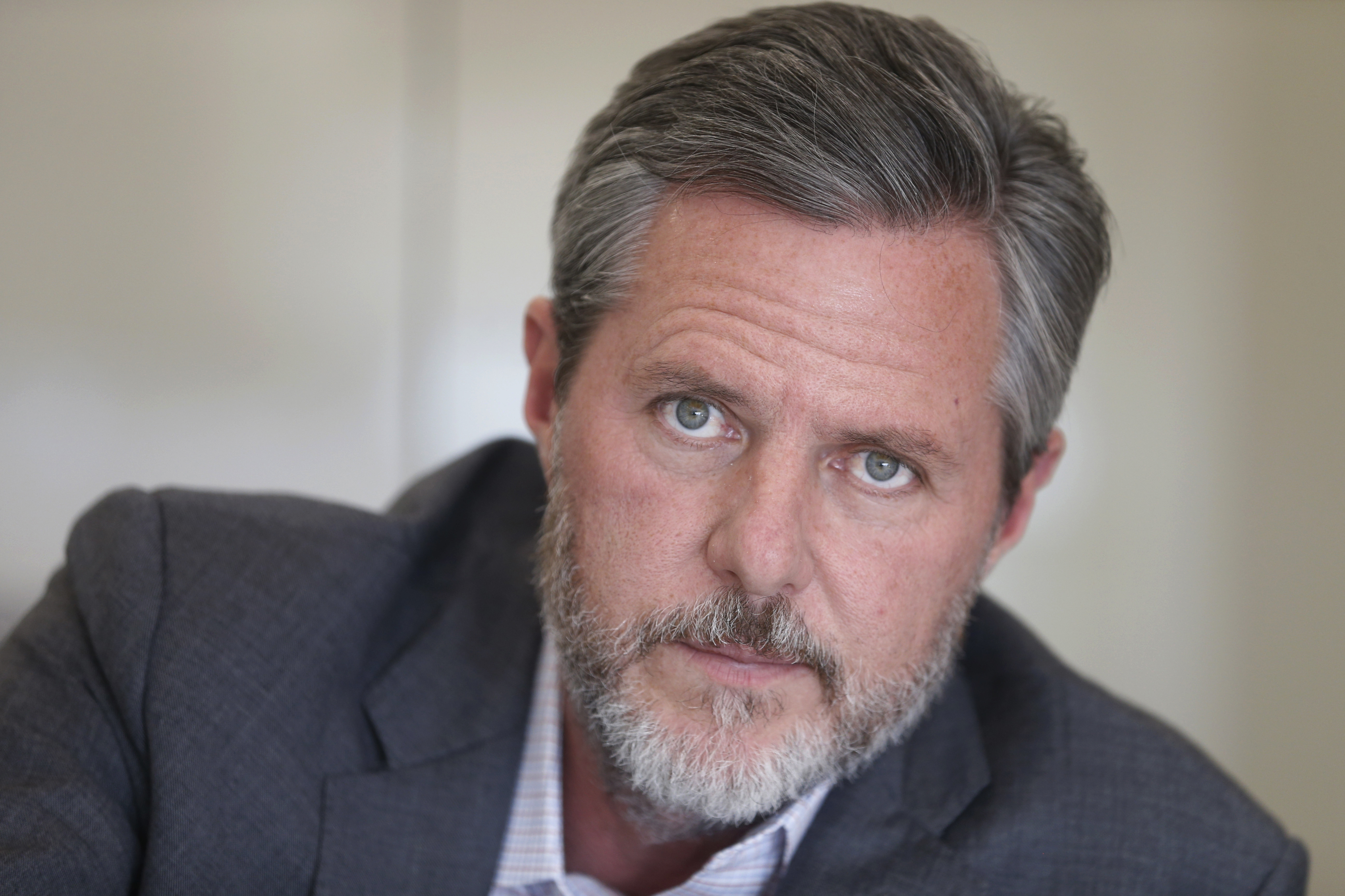 Trump Taps New Special Education Chief >> Donald Trump Taps Liberty University Leader Jerry Falwell Jr To