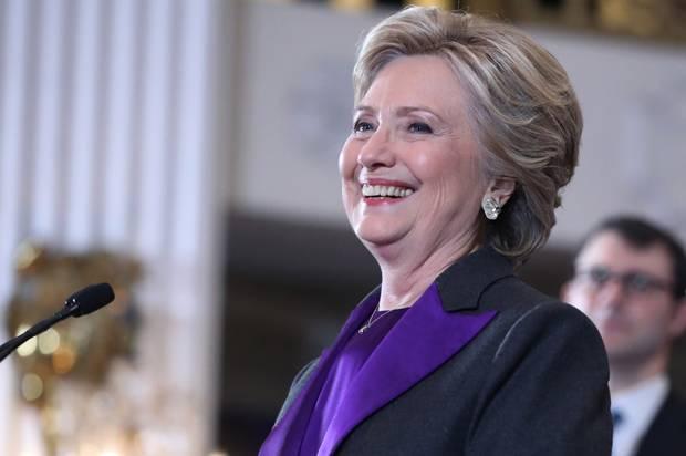 Groovy 2016 Hillary Clinton Salon Com Hairstyle Inspiration Daily Dogsangcom