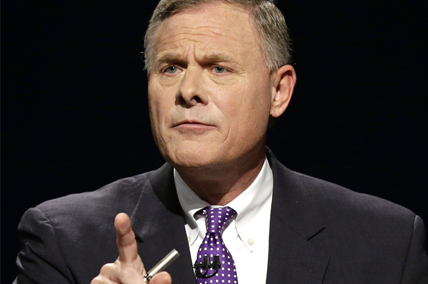 the life and career of the republican richard burr Marshall was the democratic party's nominee for the united states senate seat currently held by republican richard burr in the 2010 election , which she lost early life, education and career marshall was born in lineboro, maryland , in 1945.