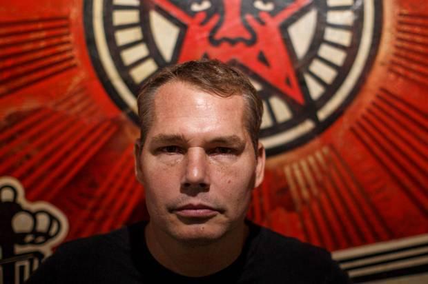 "Shepard Fairey on street art: ""It has the ability to reach ...  Shepard Fairey ..."