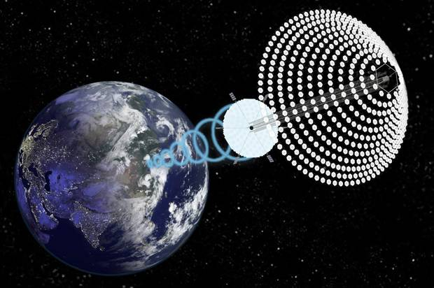 Houston We Have Power Space Based Solar Power Could Be