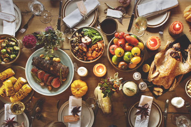 Science Can Save Thanksgiving Dinner Massage Your Kale