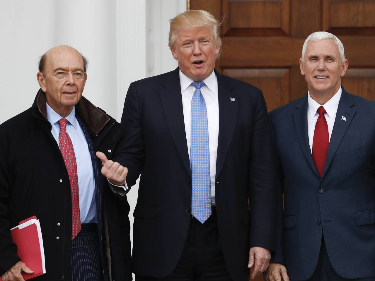 DrainTheSwamp: Donald Trump's Cabinet of billionaires is worth ...