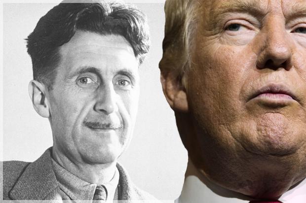 george orwells 1984 and stalins russia essay