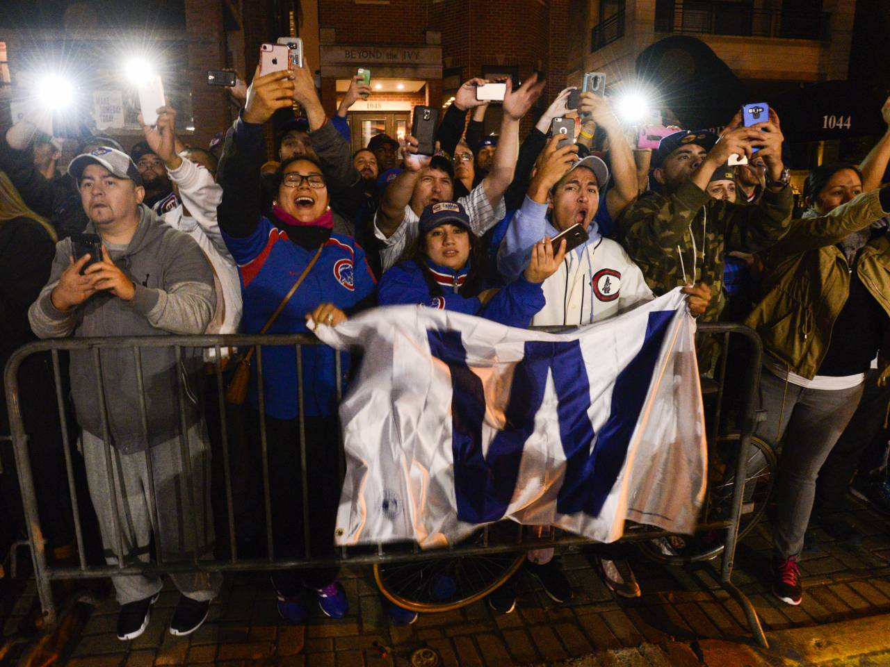 Everybody in Chicago Going to Cubs Parade Friday Except Steve Bartman