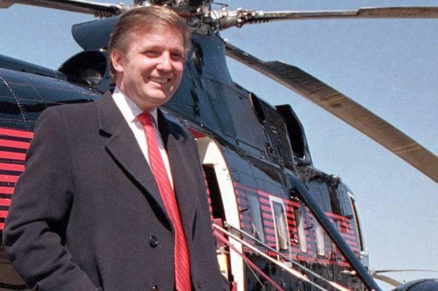 Trump the leech: Donald Trump got rich on government ...
