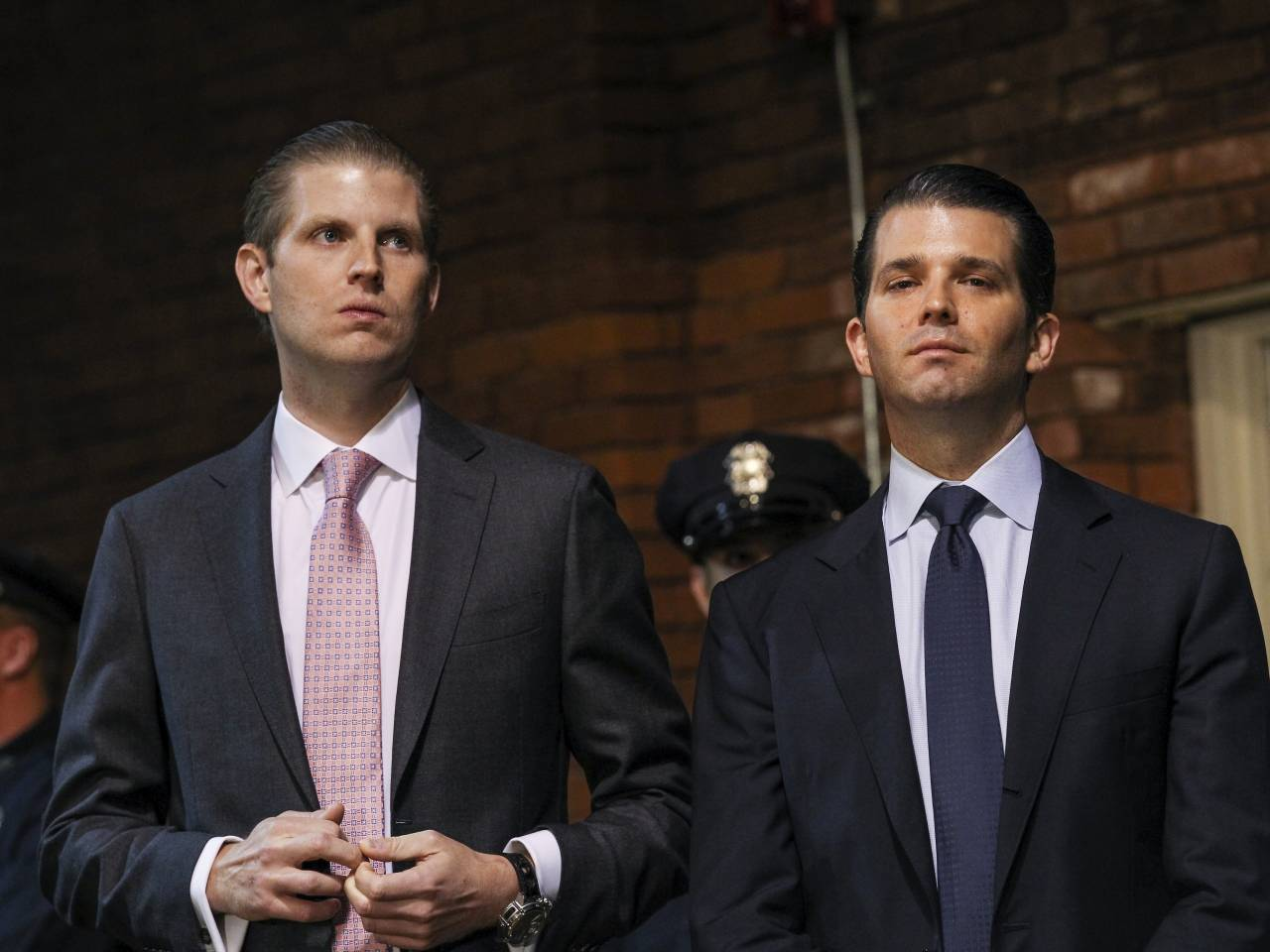 Trump Sons Plan Private Post-Inaugural Reception for Million-Dollar 'Sportsman' Donors