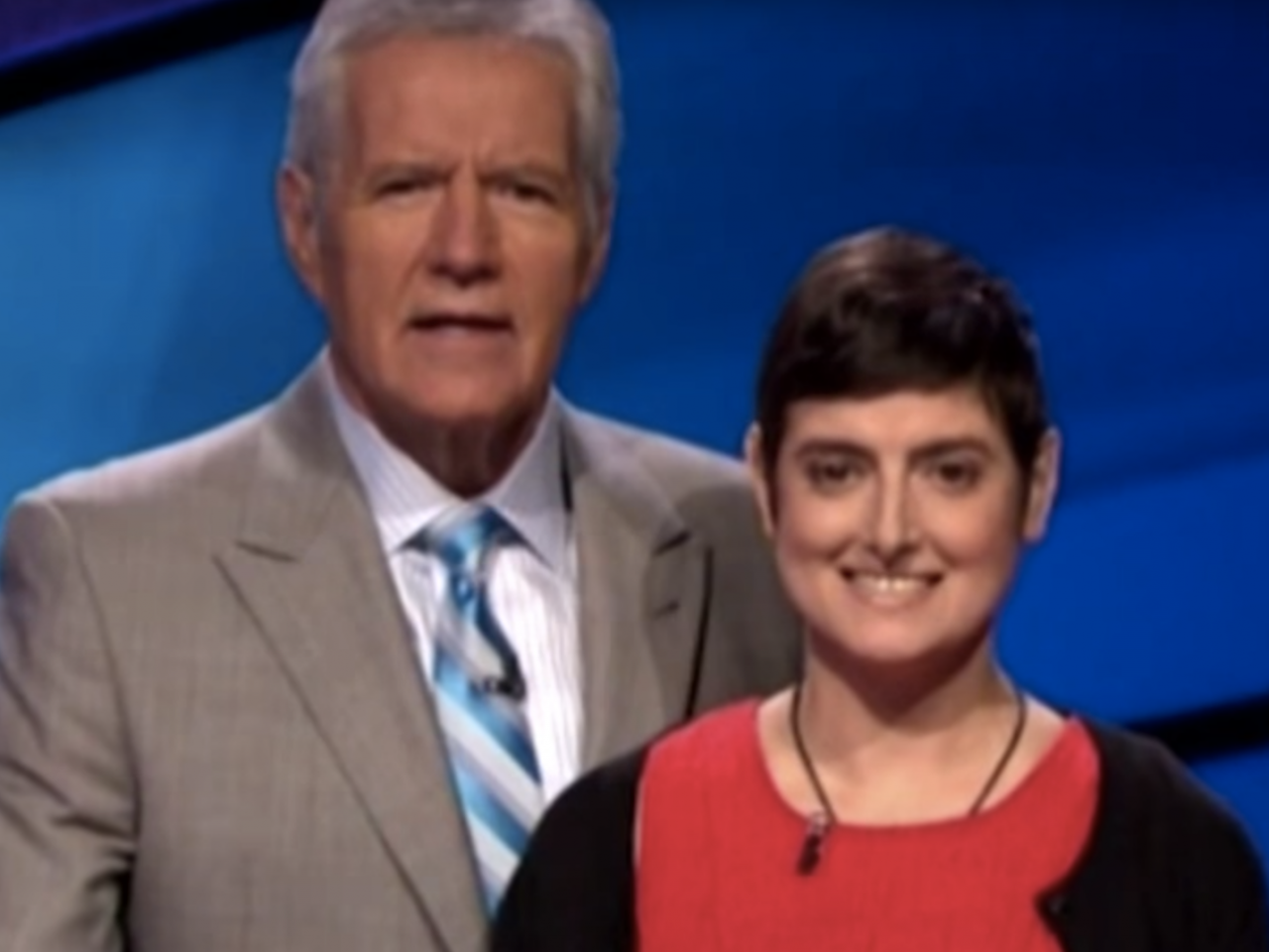 Alex Trebek, Ken Jennings and more remember 'Jeopardy!' champion who passed away